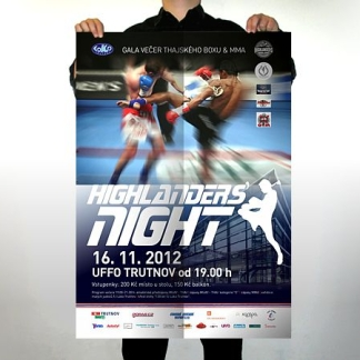 Highlanders` Night